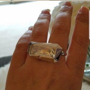 bdbbf30d2 Swarovski Jewelry - Authentic Atelier Swarovski ring - 55